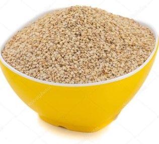 Hulled White Sesame