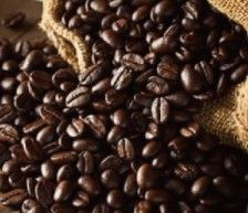 Pure Roasted Coffee Beans